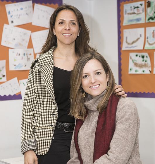 Colegio Británico Madrid directoras Dallington School