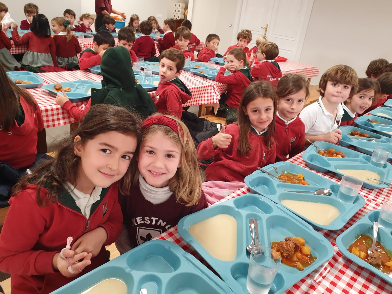 comedor-dallington-school