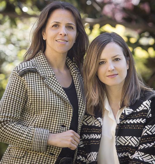 María y Paola Dallington School
