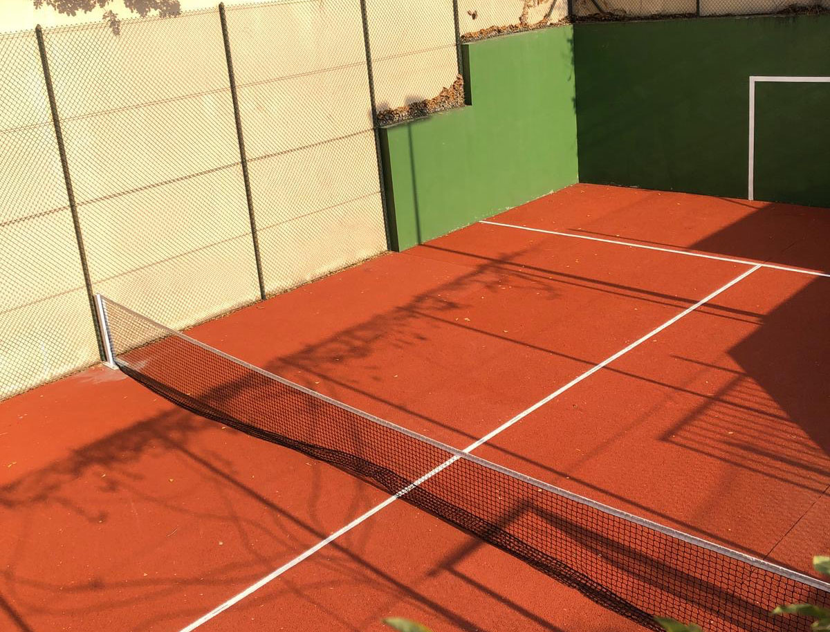 Pista Tenis Dallington School