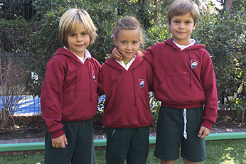 Uniformes Dallington School