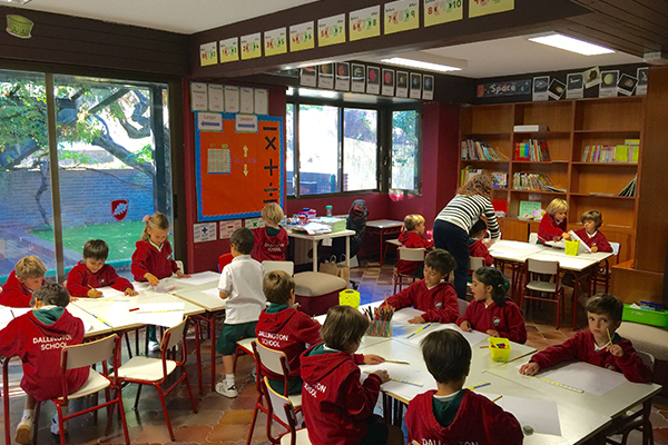 year-2-class-dallington-school